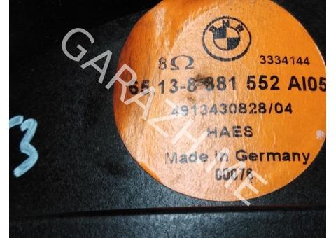 Динамик задней правой двери BMW X5 E53 (99-06 гг)