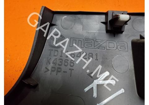 Накладка торпедо Mazda CX-9 (06-12 гг)