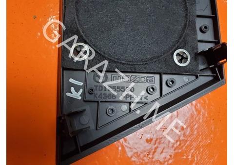 Решетка динамика торпедо левая Mazda CX-9 (06-12 гг)