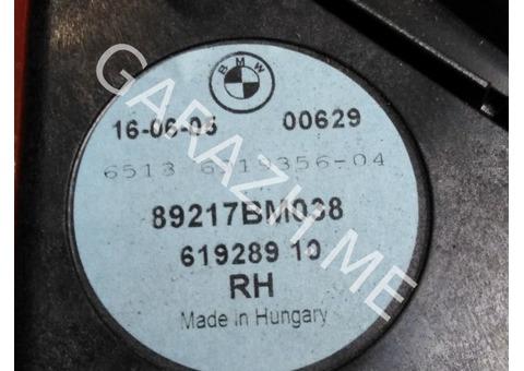 Сабвуфер под переднее правое сиденье BMW E60 (02-10 гг)