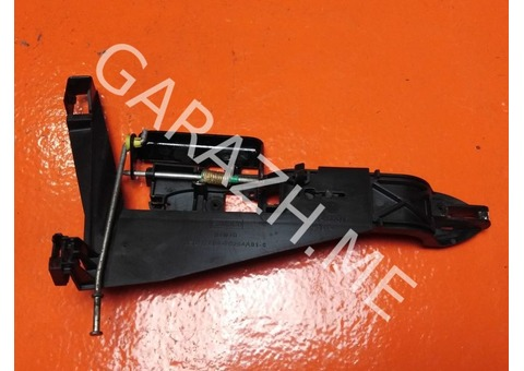 Кронштейн ручки задней левой двери Ford Escape 2 (08-12 гг)