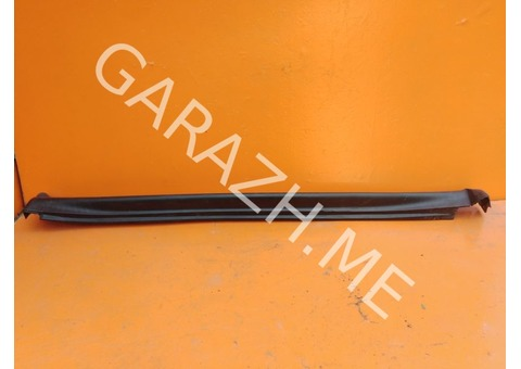 Накладка порога левая Nissan Juke F15 (10-14 гг)