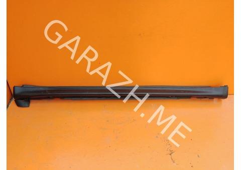 Накладка порога правая Nissan Juke F15 (10-14 гг)