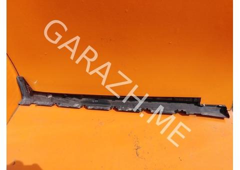 Накладка порога левая Cadillac CTS 2 (08-13 гг)