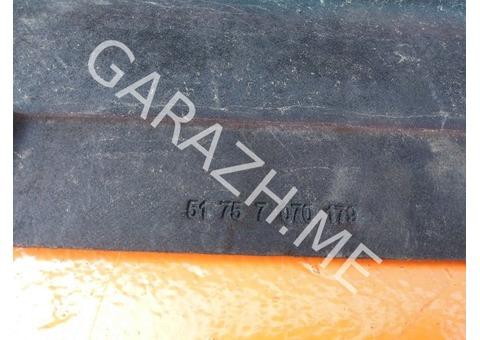 Защита днища кузова левая BMW E60 (02-10 гг)