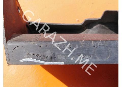 Накладка порога правая Hummer H3 (05-10 гг)