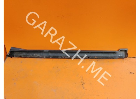 Накладка порога левая Hummer H3 (05-10 гг)