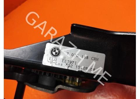 Привод регулировки угла сиденья правый BMW X5 E53 (99-06 гг)