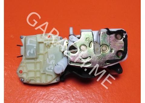 Замок задней правой двери Acura MDX YD1 (01-06 гг)