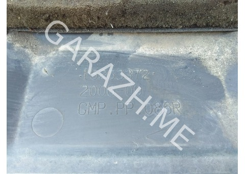 Пыльник двигателя центральный Cadillac CTS 2 (08-13 гг)