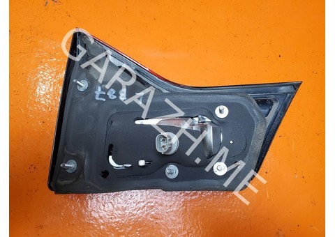 Фонарь задний левый в крышку багажника Acura MDX YD2 (07-12 гг)