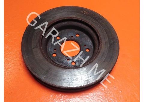 Диск тормозной передний Acura RDX TB1 2.3L (06-12 гг)