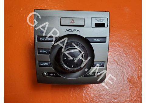 Блок управления магнитолой Acura RDX TB1 (09-12 гг)