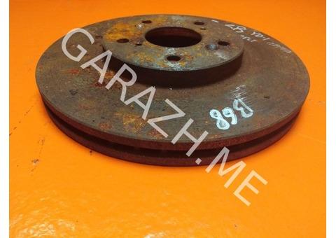 Диск тормозной передний Acura MDX YD1 3.5L (03-06 гг)