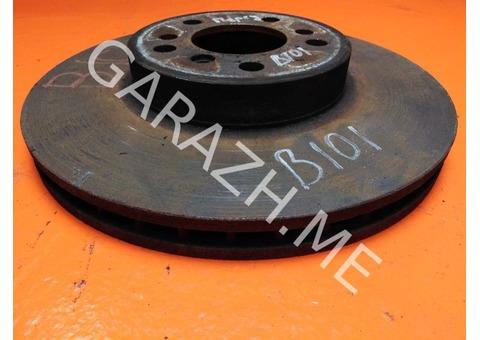 Диск тормозной передний BMW X5 E53 4.4L (99-06 гг)