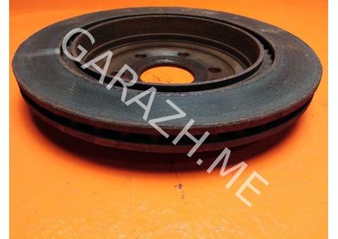 Диск тормозной задний Cadillac SRX 2 3.0L (10-15 гг)