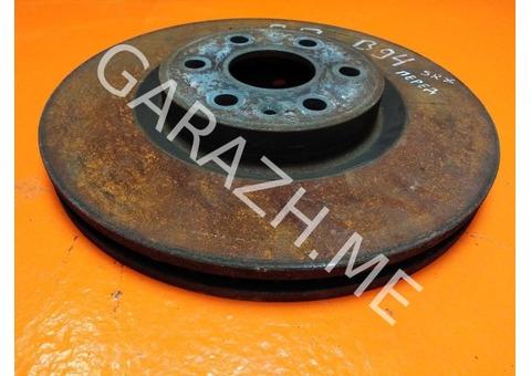 Диск тормозной передний Cadillac SRX 2 3.0L (10-15 гг)