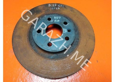 Диск тормозной передний Cadillac CTS 2 3.6L (08-13 гг)