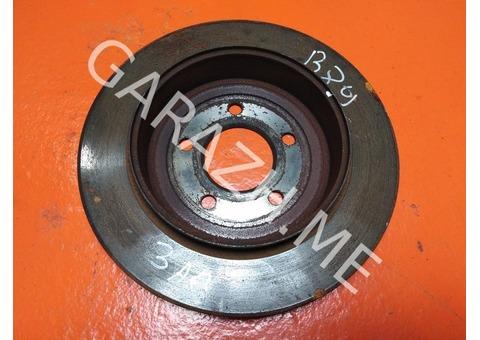 Диск тормозной задний Ford Escape 3.0L (04-07 гг)