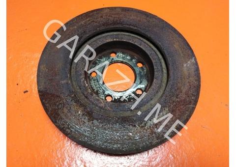 Диск тормозной передний Ford Edge 3.5L (10-14 гг)