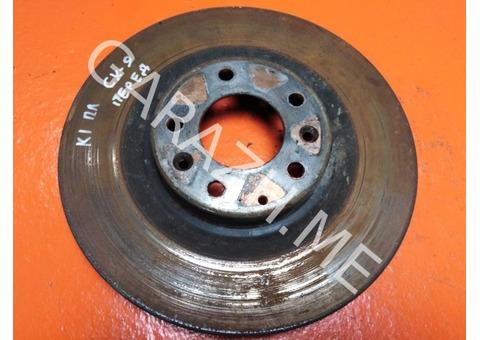 Диск тормозной передний Mazda CX-9 3.5L (06-12 гг)
