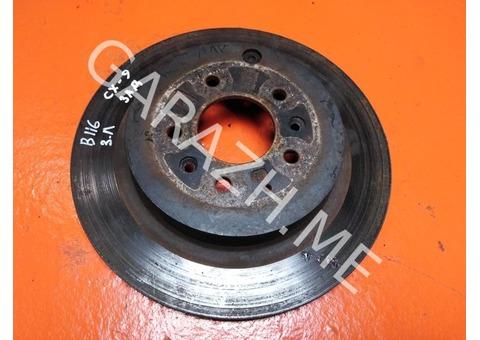 Диск тормозной задний Mazda CX-9 3.7L (06-12 гг)
