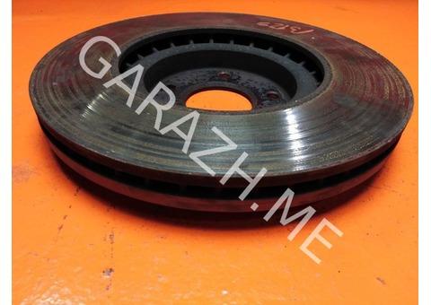 Диск тормозной передний Nissan Murano Z51 3.5L (08-15 гг)