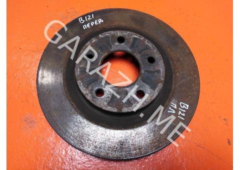 Диск тормозной передний Nissan Juke F15 1.6T (10-14 гг)