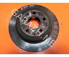 Диск тормозной задний Jeep Grand Cherokee WK2 3.6L (10-13 гг)