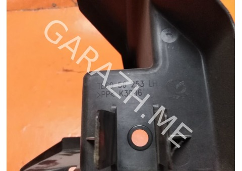 Воздуховод радиатора левый Mazda CX-9 (06-12 гг)
