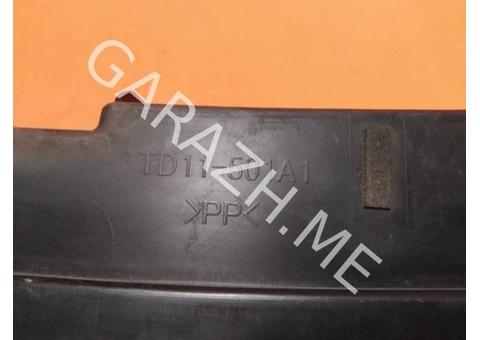 Кронштейн переднего бампера Mazda CX-9 (06-12 гг)