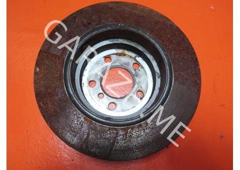 Диск тормозной задний BMW X5 E53 4.4L (99-06 гг)