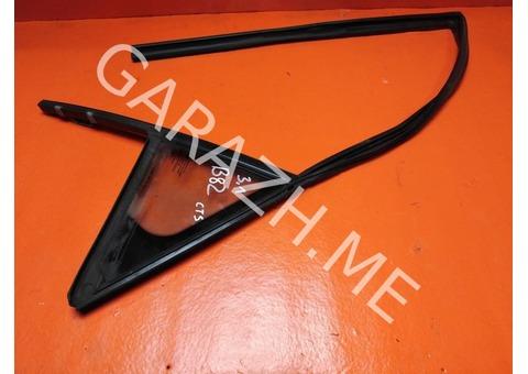 Форточка задней левой двери Cadillac CTS 2 (08-13 гг)