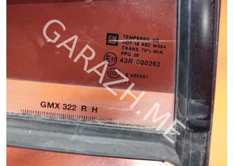 Форточка задней правой двери Cadillac CTS 2 (08-13 гг)