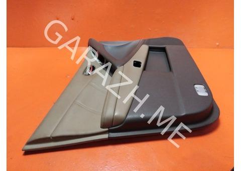 Обшивка передней левой двери Nissan Murano Z51 (08-15 гг)