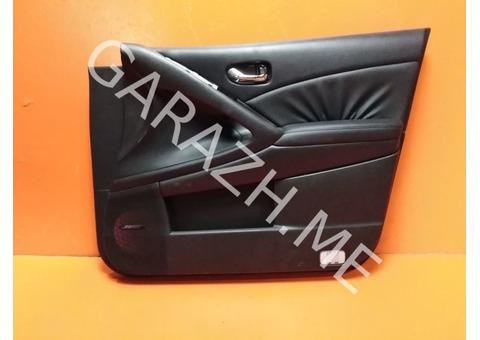 Обшивка передней правой двери Nissan Murano Z51 (08-15 гг)