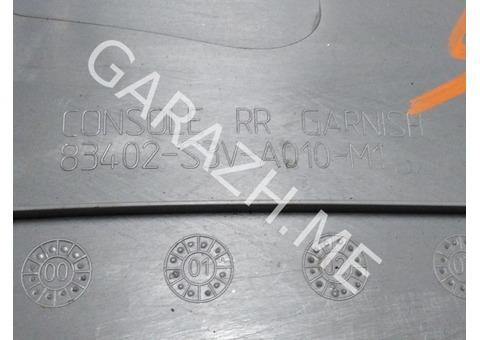 Задняя накладка центрального тоннеля Acura MDX YD1 (01-06 гг)