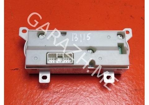 Блок управления отопителем салона Acura MDX YD1 (01-06 гг)
