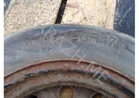 Оригинальное запасное колесо Ford Escape 2 (08-12гг)