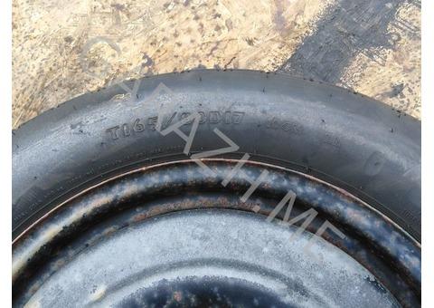 Оригинальное запасное колесо Acura MDX YD2 (07-12 гг) R17