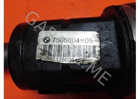 Привод передний правый BMW X5 E53 3.0L (99-06 гг)