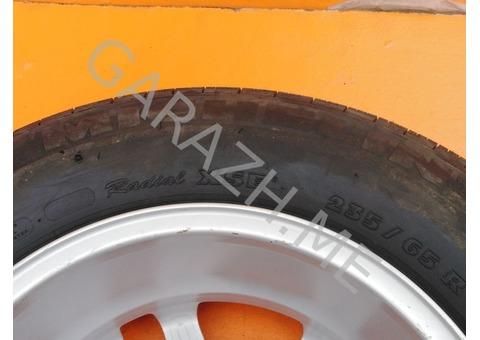 Оригинальное запасное колесо BMW X5 E53 235/65 R17