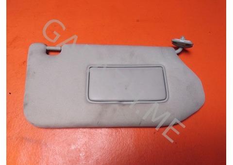 Козырек солнцезащитный правый Nissan Pathfinder R52 (12-16 гг)