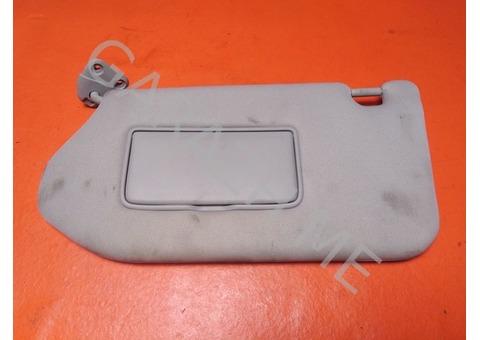 Козырек солнцезащитный левый Nissan Pathfinder R52 (12-16 гг)