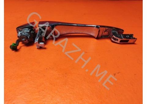 Внешняя ручка передней левой двери Nissan Pathfinder R52 (12-16 гг)