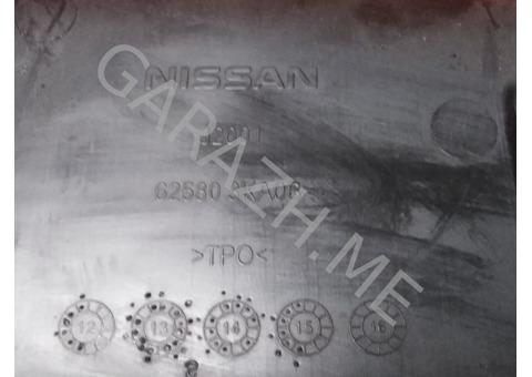 Накладка передней панели Nissan Pathfinder R52 (12-16 гг)