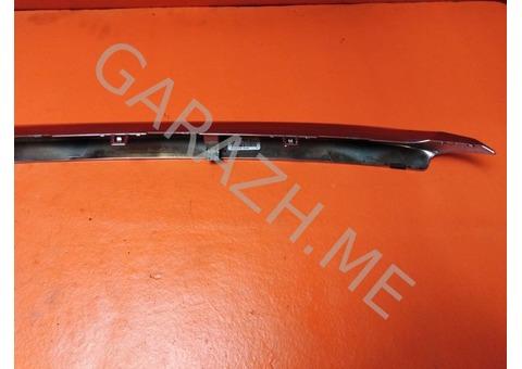 Молдинг переднего бампера Nissan Pathfinder R52 (12-16 гг)