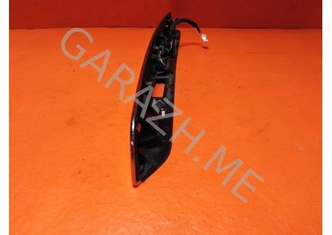 Молдинг крышки багажника Nissan Pathfinder R52 (12-16 гг)