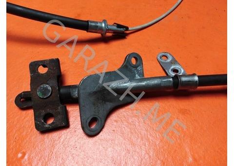 Трос ручника центральный Nissan Pathfinder R52 (12-16 гг)