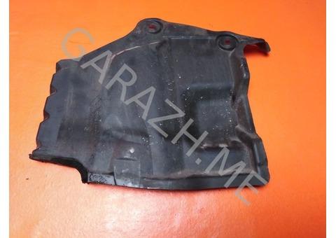 Пыльник двигателя боковой правый Nissan Pathfinder R52 (12-16 гг)